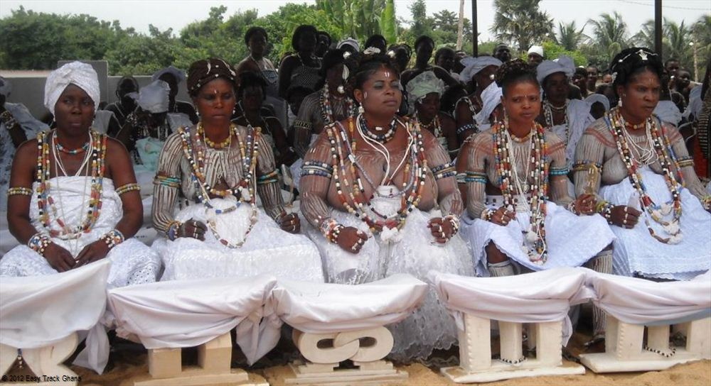 Traditional Ceremony Ghana