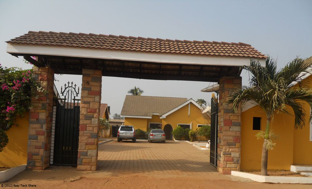 Galaxy Lodge in Hohoe