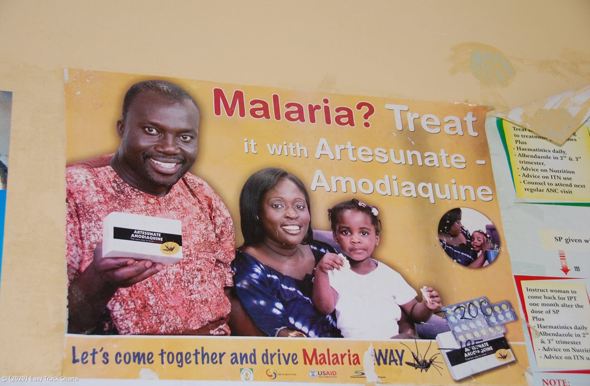 Treatment for malaria