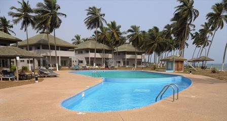 Elmina Bay Resort in Ghana