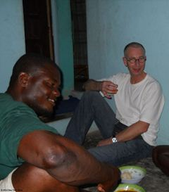 Home stay in Ghana