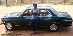 Car hire in Ghana