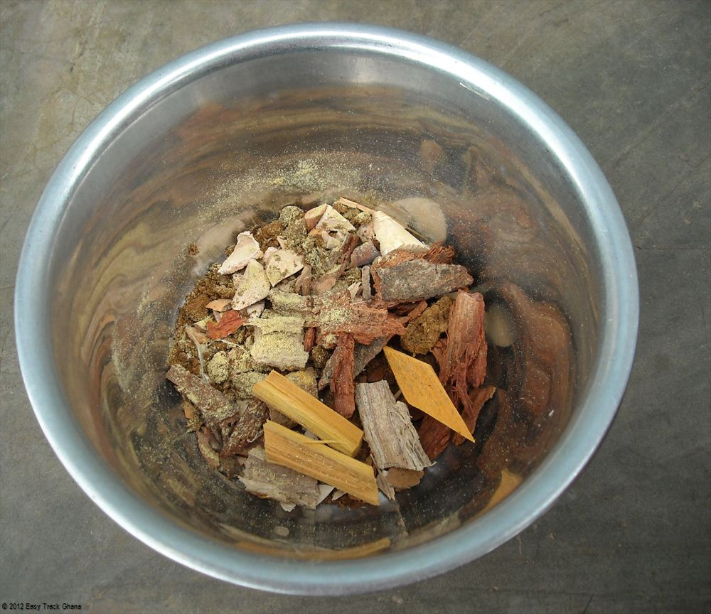 Traditional medicine in Ghana